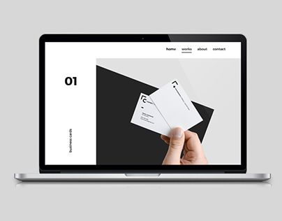 다음 @Behance 프로젝트 확인: \u201cPortfolio Website | Web Design\u201d https://www.behance.net/gallery/28876907/Portfolio-Website-Web-Design