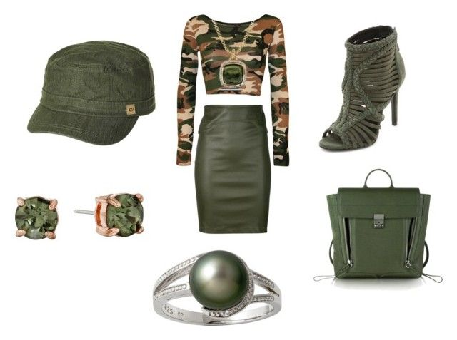 """""""Nice outfit"""" by briannarudley1 ❤ liked on Polyvore featuring Getting Back To Square One, WearAll, Schutz, 3.1 Phillip Lim, Rip Curl, David Yurman and Sam Edelman"""