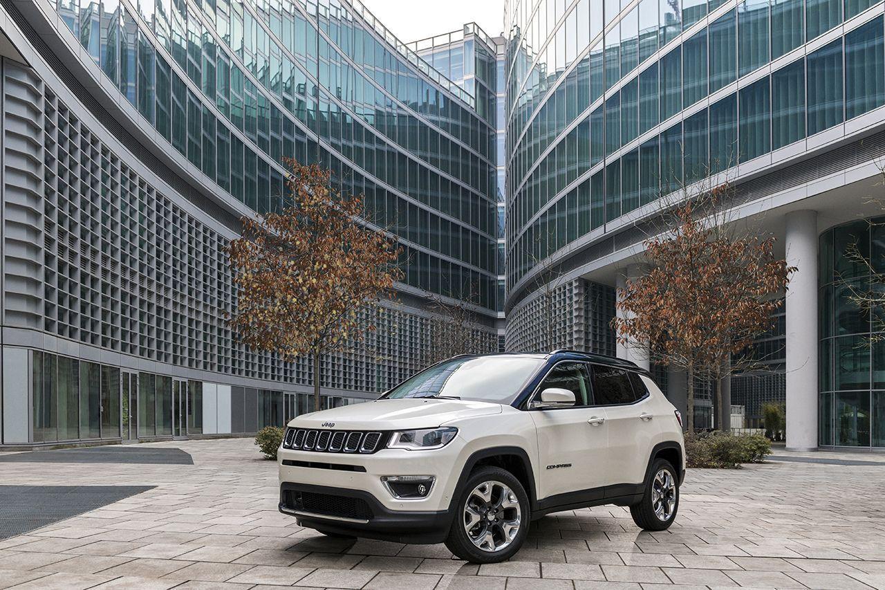 Pin De Concesionarios Motor Village S En Jeep Compass Con Imagenes Jeep Espana Ventas