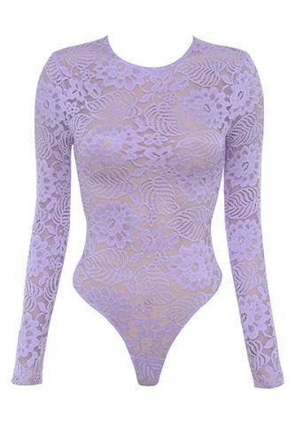 Nikol Sheer Lace Bodysuit  Clothes in 2019  Lace