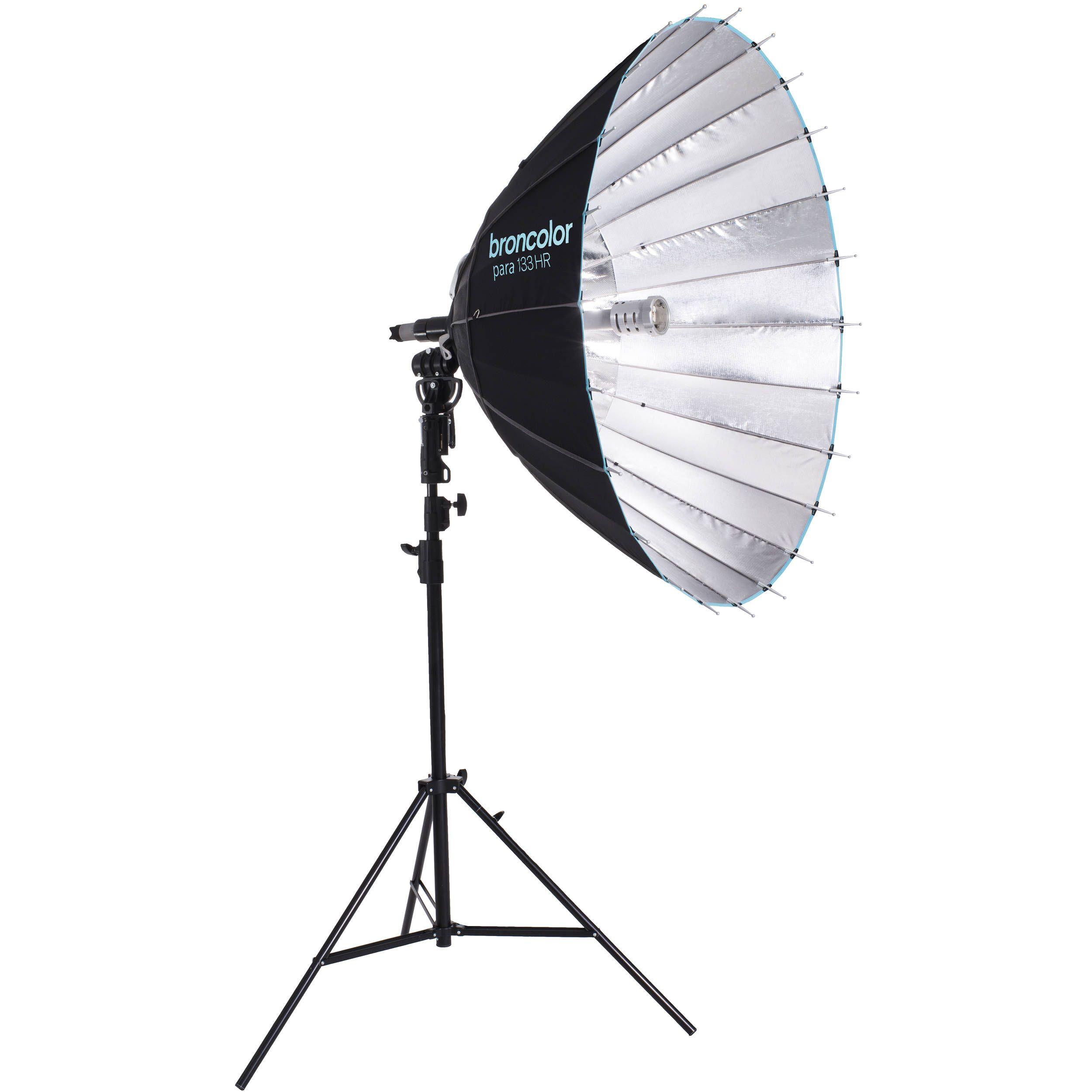 Broncolor Para 133 Ft Reflector Kit 52 Reflectors Lighting Gear Three Dimensional