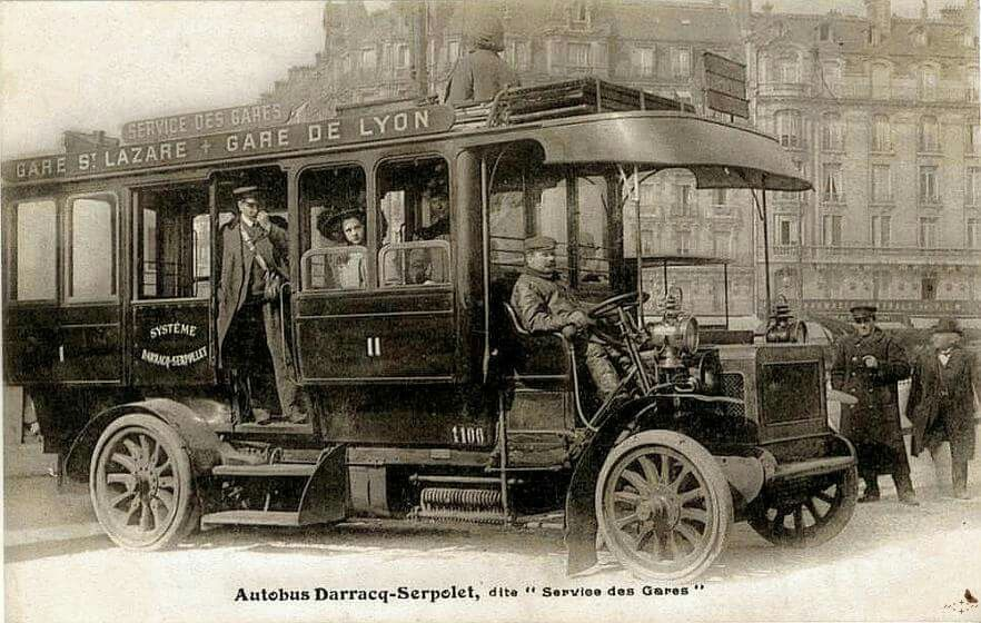 Paris early 1910s
