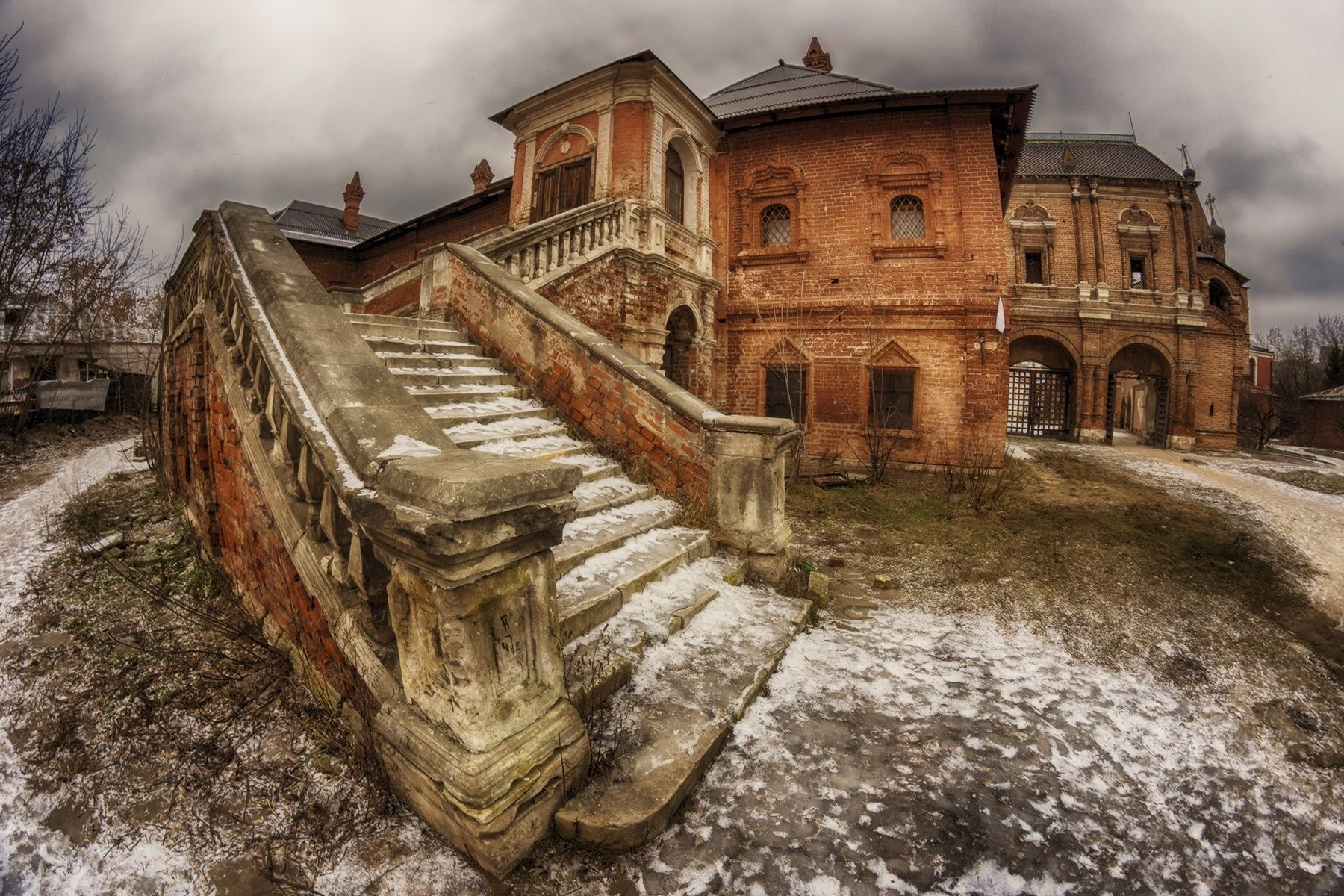 Time Passes Alexey Sominskiy 500px Abandoned