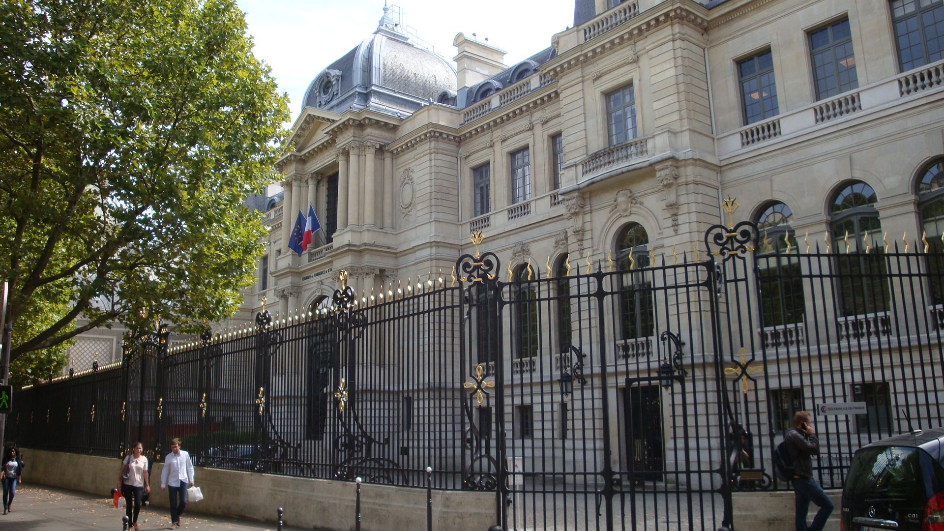 H tel potocki 1884 1927 27 avenue de friedland paris for Annuaire architecte paris