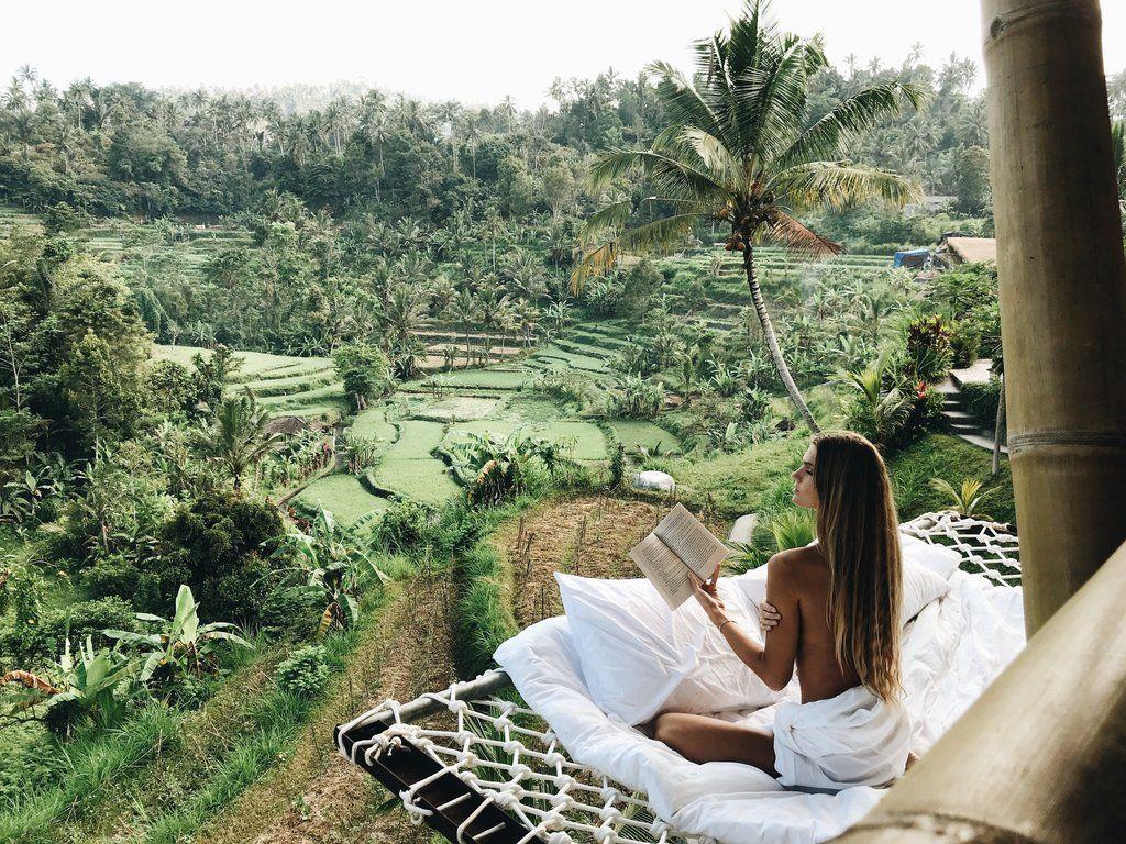 bali camaya ubud hammock sleeping sjana bamboo whole smyle