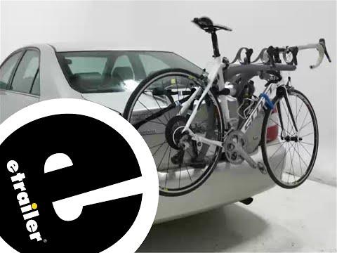45 Saris Bones Trunk Mount 3 Bike Rack Review Etrailer Com