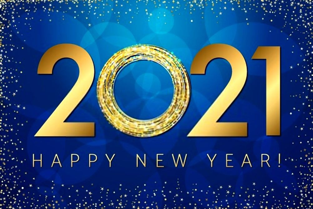Free Happy New Year 2021 Images, Wallpaper in 2020 Happy