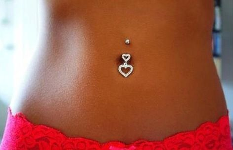 Pinterest Meana Love Piercings Bellybutton Piercings Belly