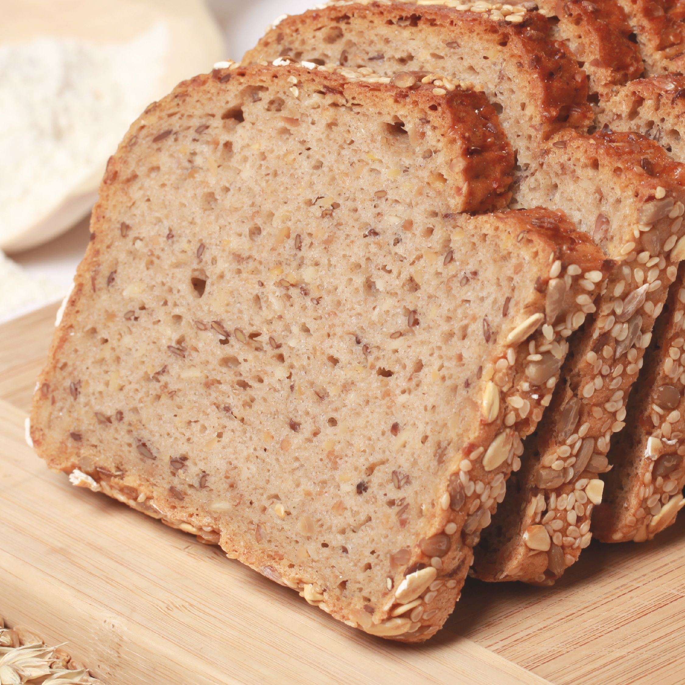 Low Carb Whole Wheat Bread | Recipe | Whole wheat bread ...