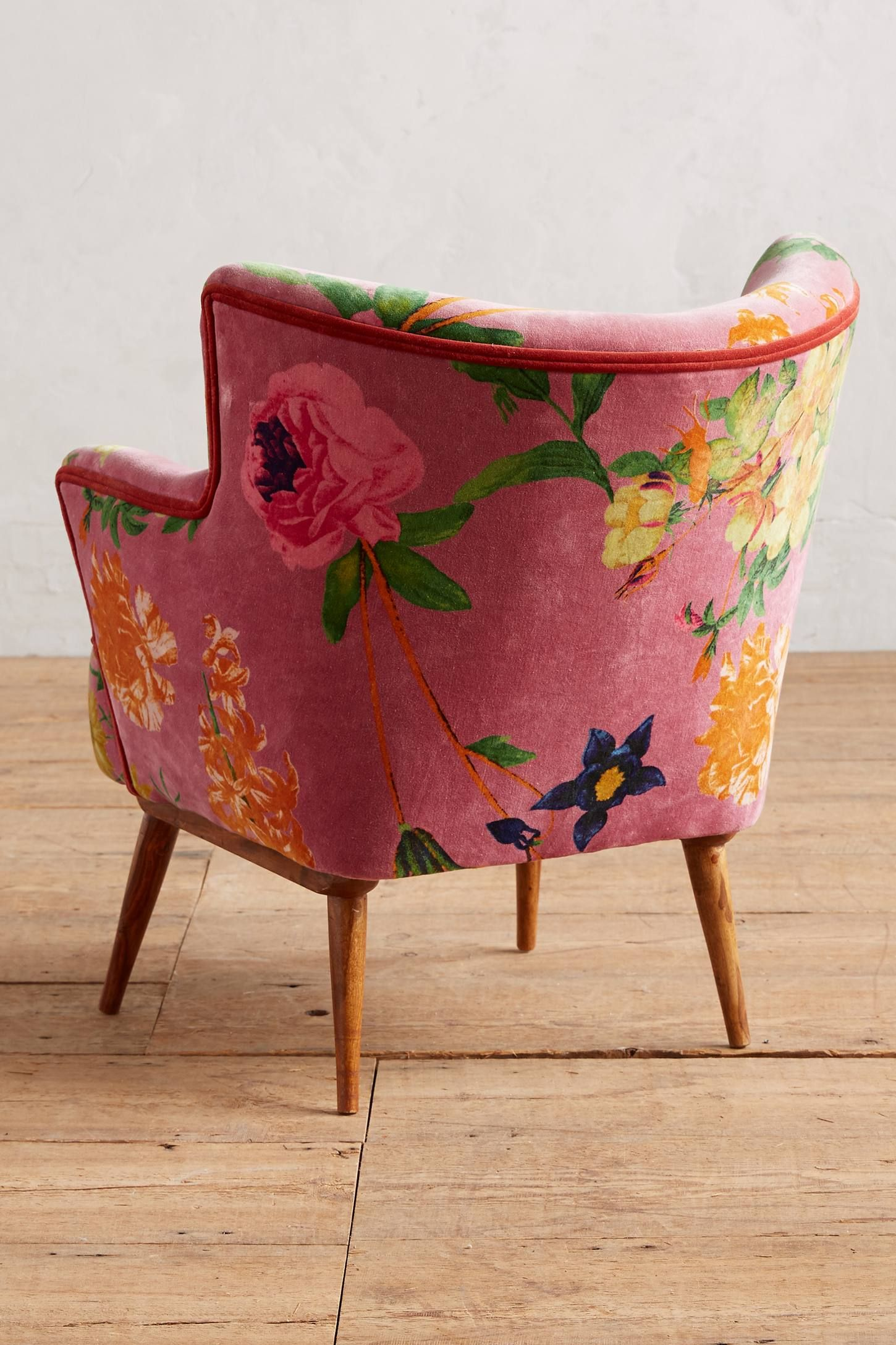 Floret Petite Accent Chair Home Decor Pinterest Home Decor