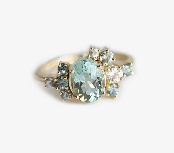 100 Best Non Traditional Engagement Rings For 2020 Emmaline Bride Wedding Rings Unique Traditional Engagement Rings Vintage Engagement Rings