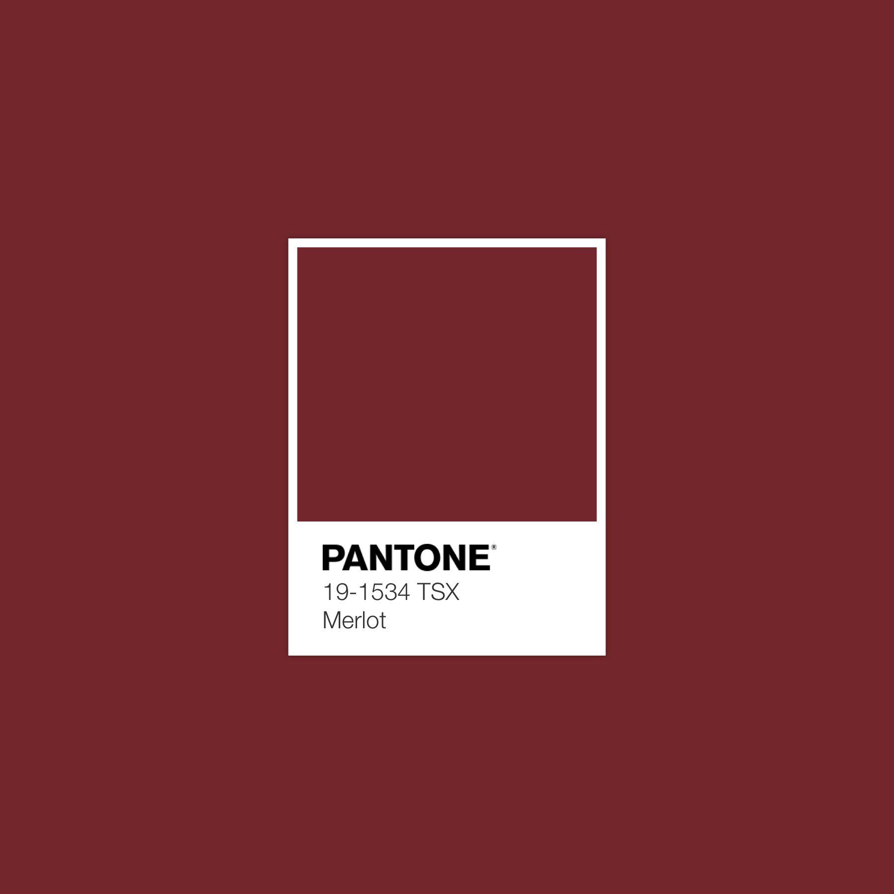 Merlot Pantone Luxurydotcom Pantone Colour Palettes Pantone Palette Pantone Red