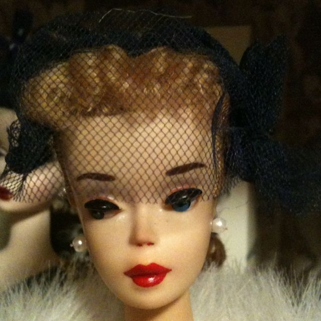 One of my favorite Vintage Barbies in my collection