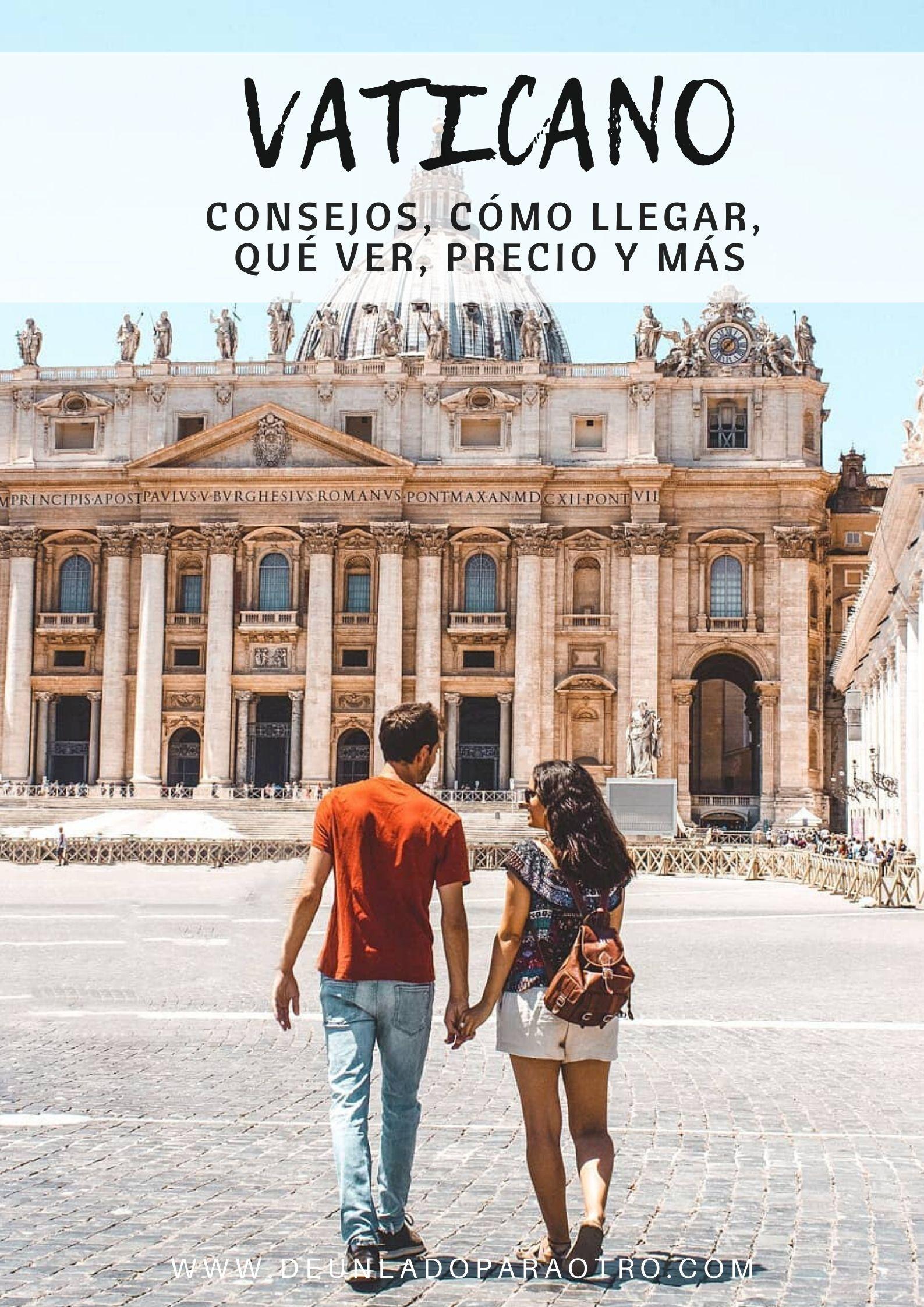 El Vaticano Consejos Cómo Llegar Horario Entradas Y Más Vaticano Castillo Sant Angelo Guia De Viaje