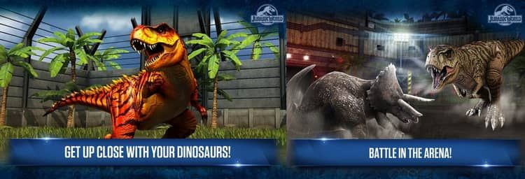 jurassic world alive cheat codes
