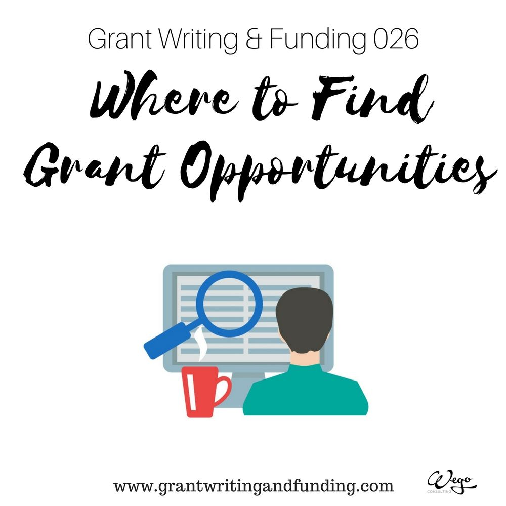 Starting a grant writing service