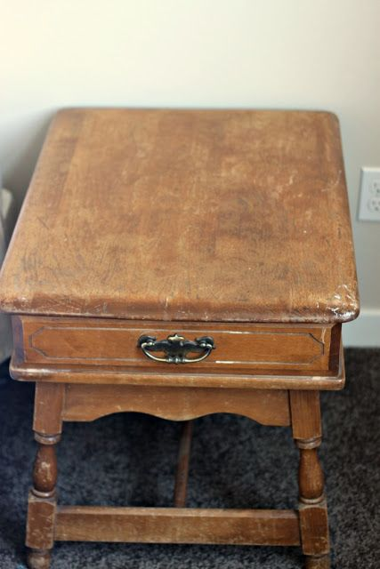 Refinish Wood Furniture · Use 3/4 Cup Of Oil And 1/4 Cup Vinegar To Repair  Scratched