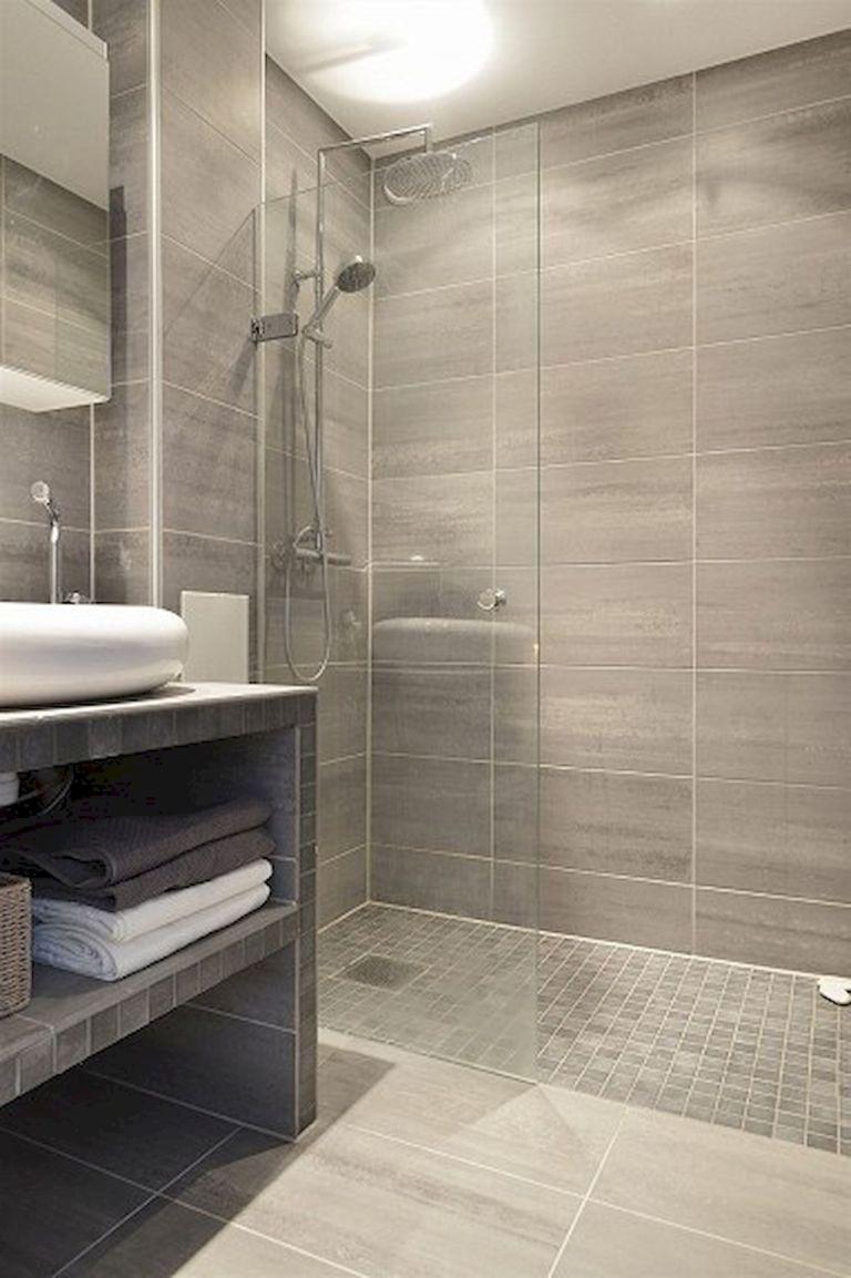 120 Stunning Bathroom Tile Shower Ideas 81 Coachdecor Com In 2020 Bathroom Remodel Shower Bathroom Design Small Tile Bathroom