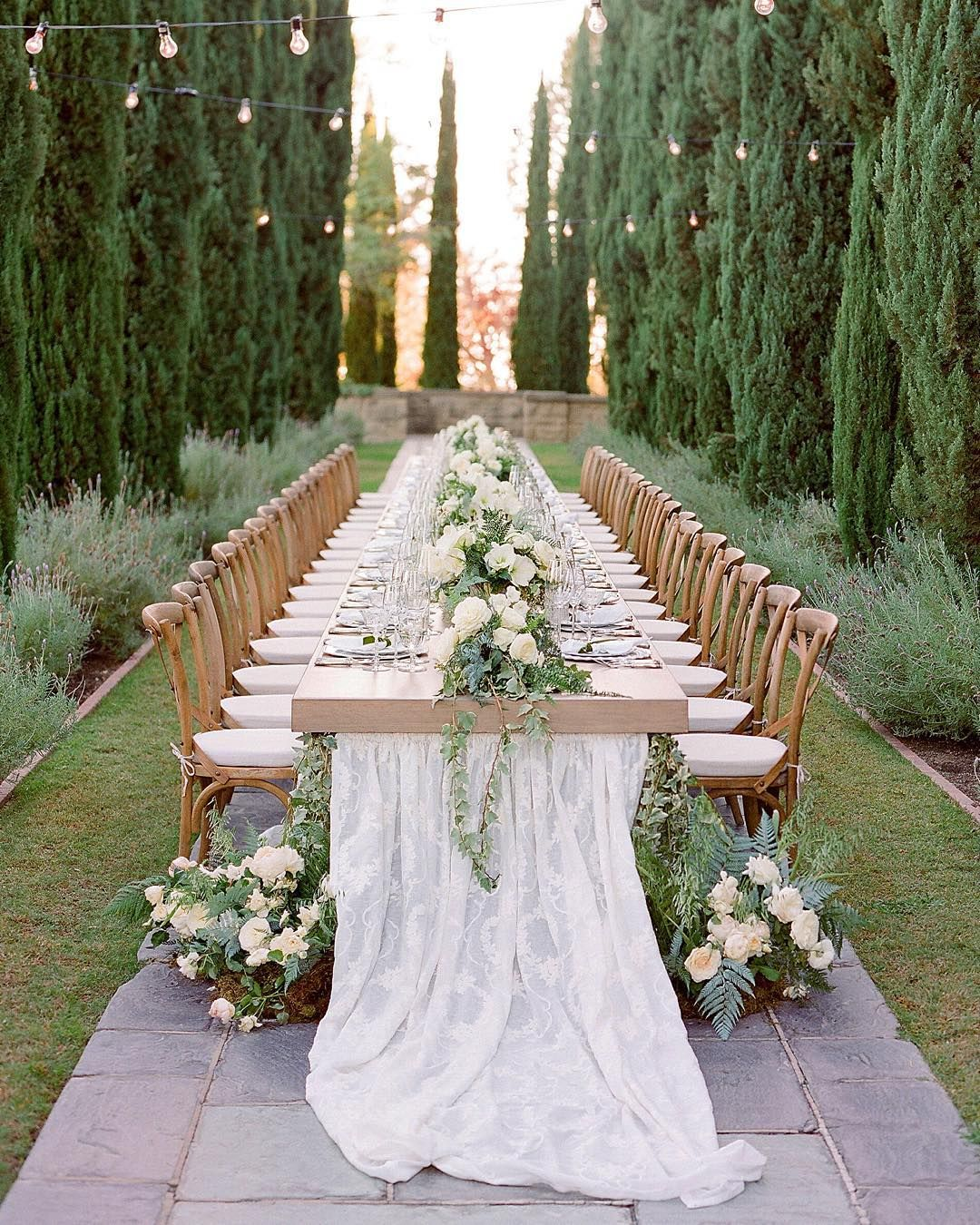 Small Wedding Reception Ideas: « @flowerwild And @duetweddings Gorgeous Creation For Lily
