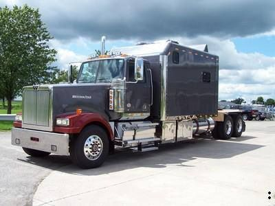 Western Star With Condo Sleeper Trucks Rigs For Sale Work Truck