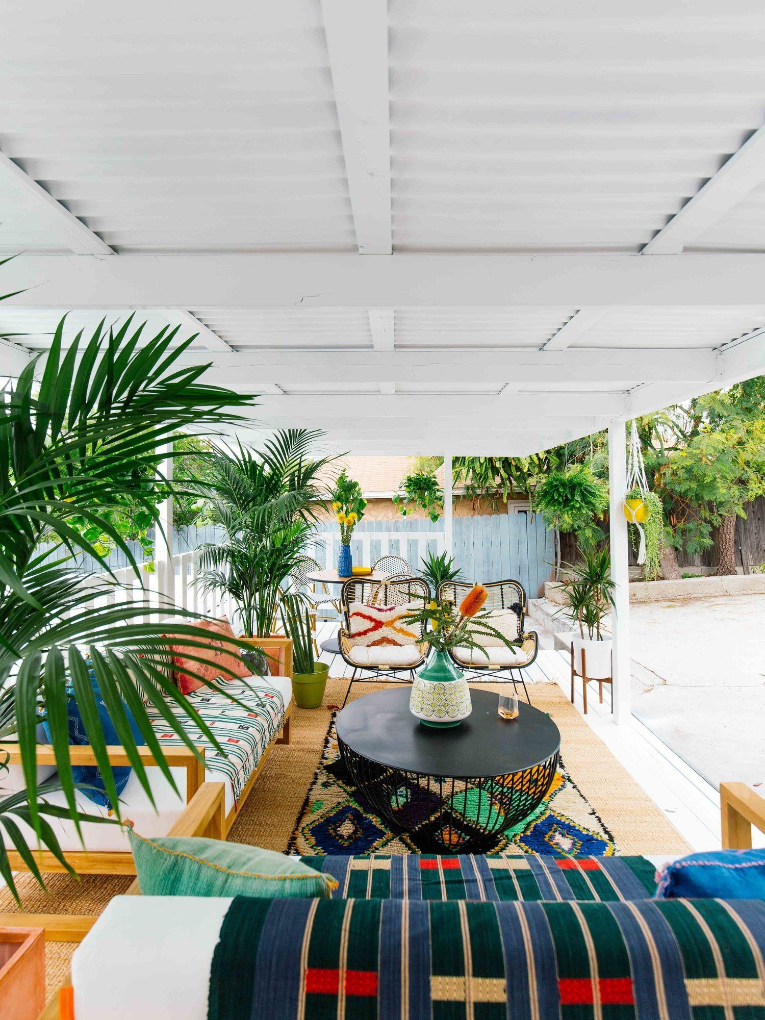 How I Created My Outdoor Oasis With eBay | Patio, Outdoor ... on My Backyard Living id=21187