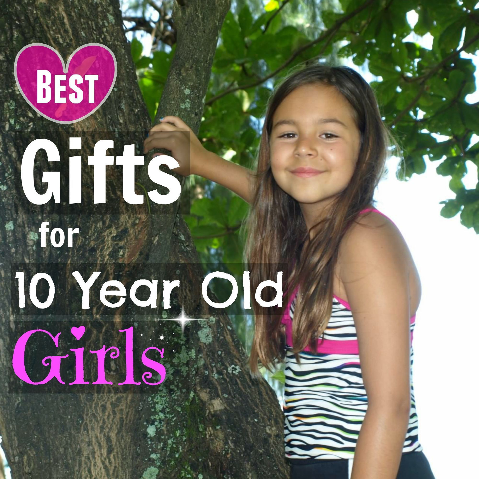 25+ Best Gifts for 10 Year Old Girls You Wouldn't Have