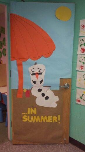 Door Decoration For Summer