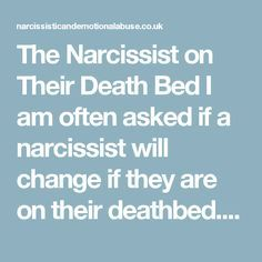 I am a narcissist and i want to change