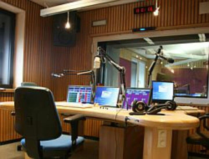 Radio Studio 라디오 스튜디오