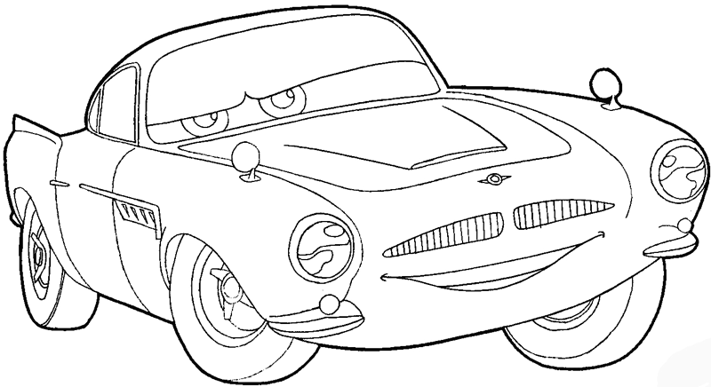 How To Draw Finn Mc Missile From Pixar S Cars With Easy Step By Step Drawing Tutorial How To Draw Step By Step Drawing Tutorials Step By Step Drawing Drawing Tutorial