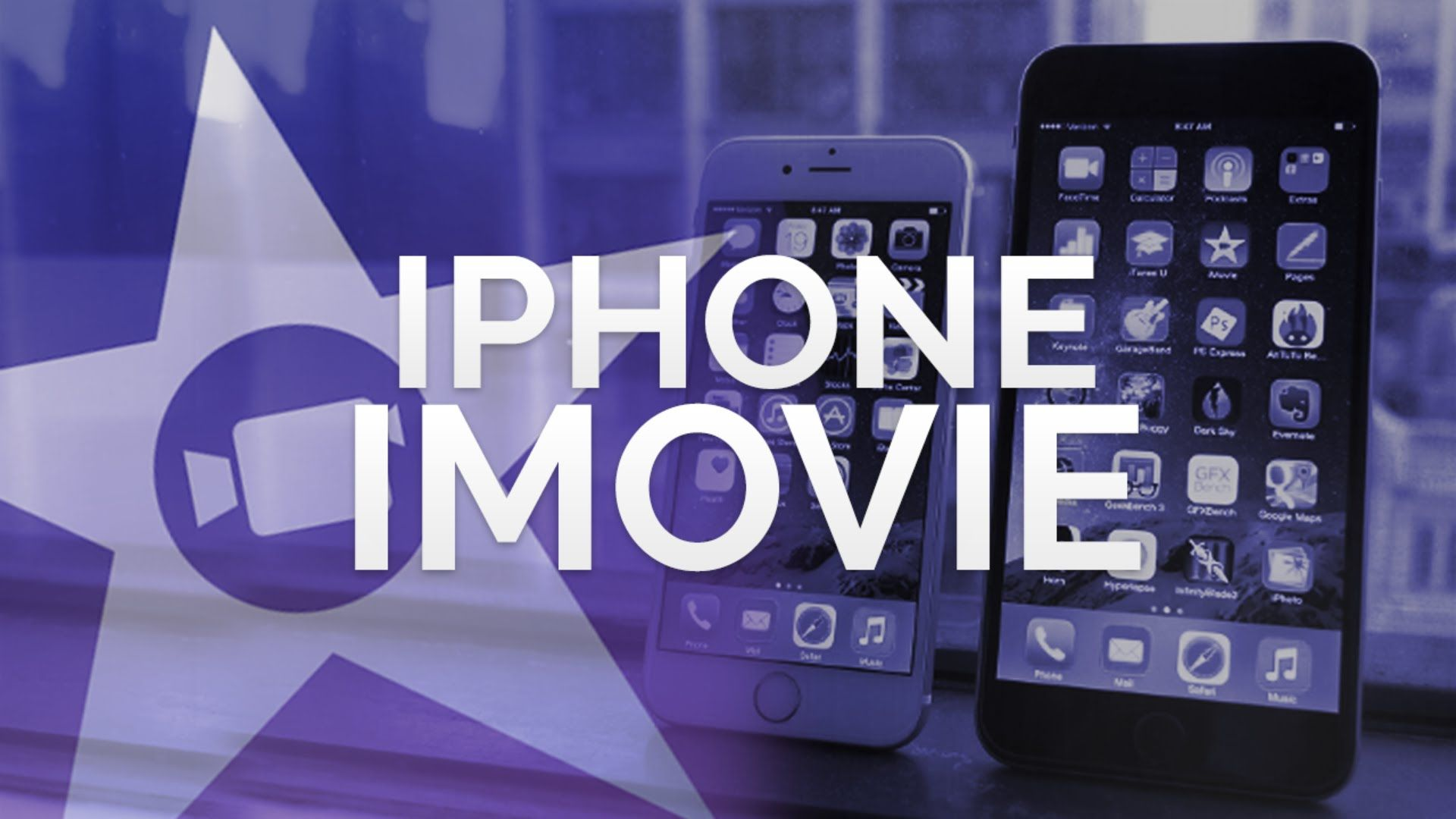 How To Edit Videos On Your iPhone With iMovie YouTube