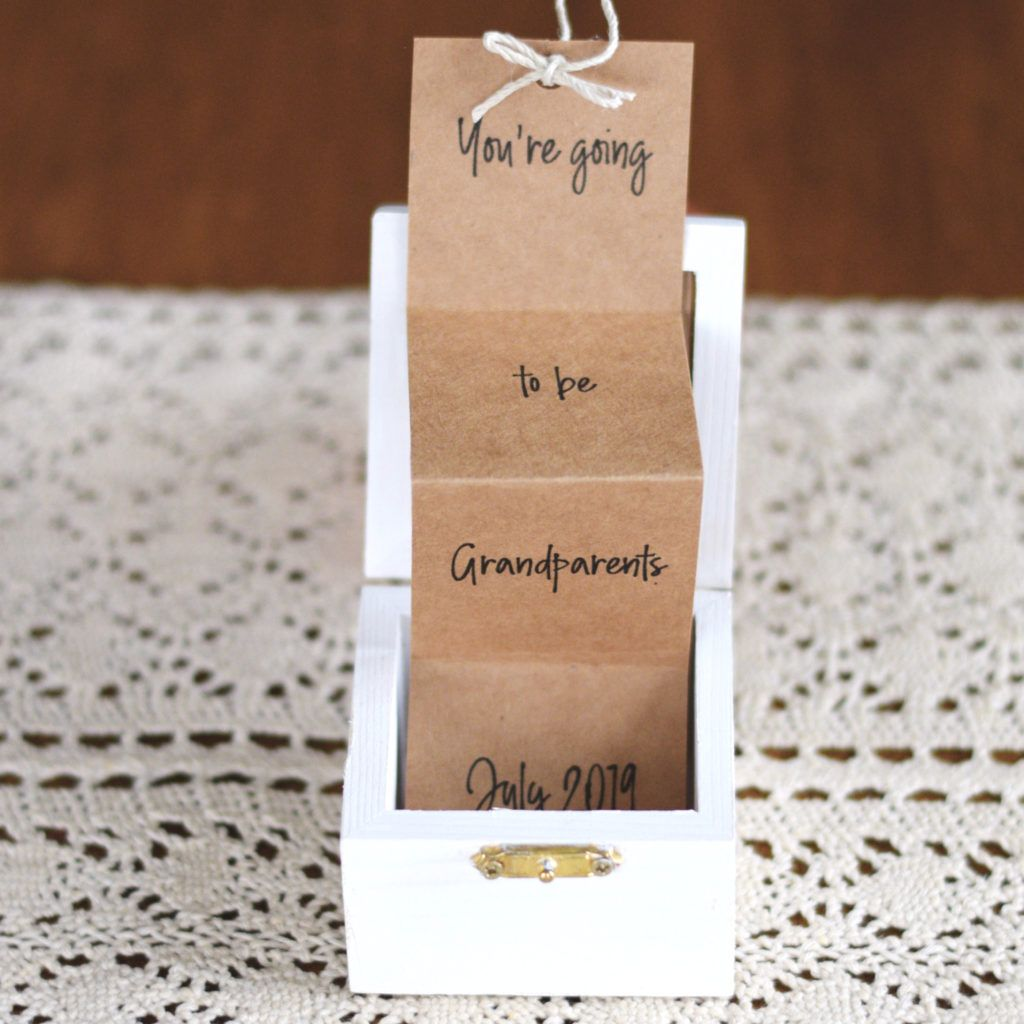 15+ 13 Unique Ways to Announce Pregnancy to Family in Person
