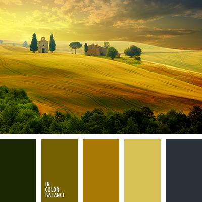 Цветовая палитра №1571 | Цветовой баланс, Цветовые палитры ...