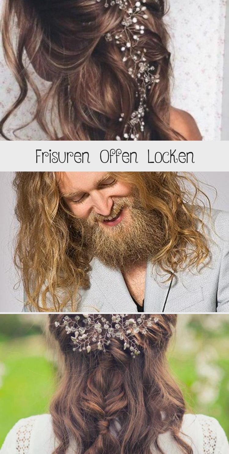 Frisuren Offen Locken Brautfrisureneinfach Frisuren Offen