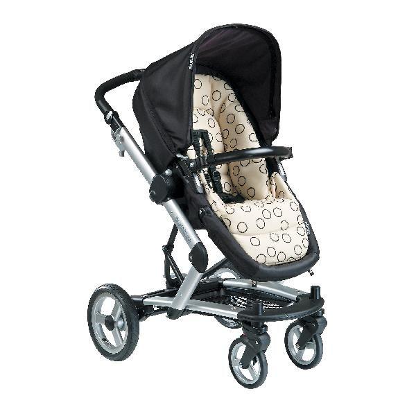 Peg Perego Skate Stroller CR13MB13, Bubbles Black :: Brooklyn Baby ...