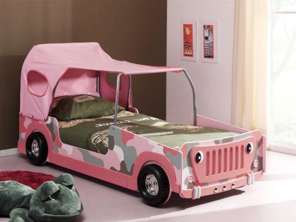 Fotos de camas originales para niños Ideas para decorar, diseñar y