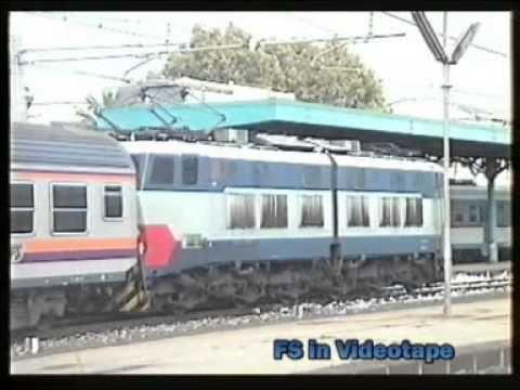 Il treno regionale Napoli Centrale - Salerno effettua una ...