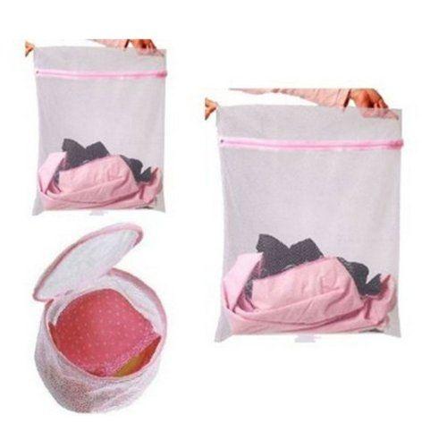 3pc Delicates Washer Or Washing Bag Wash Bags Set Two Big