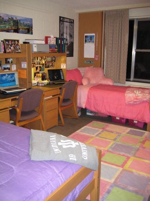Freshman Year At Iu Dorm Room Layouts College Dorm Rooms Room Layout