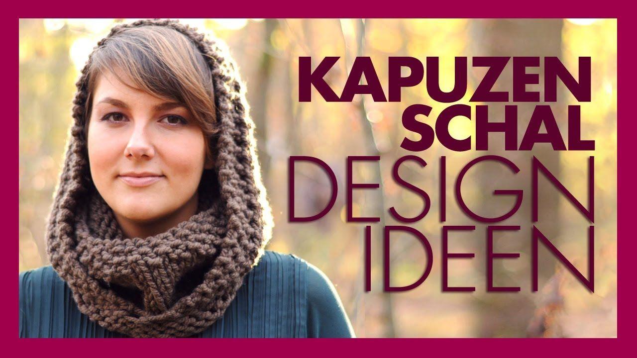 Kapuzenschal Designideen für Kinder, Männer, Unisex | ❤ Maschen und ...