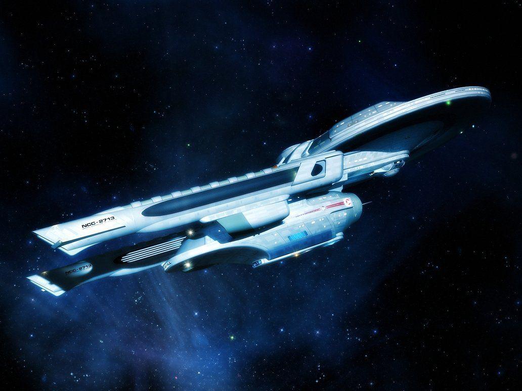 USS Churchill by davemetlesits on DeviantArt   Star trek