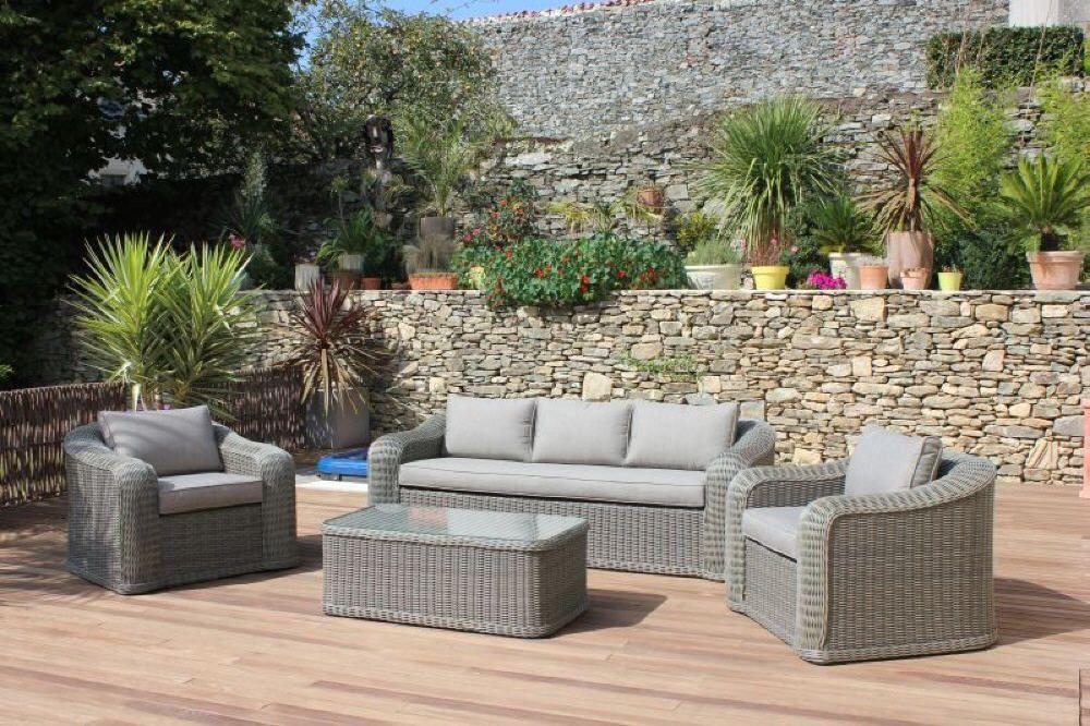residence salon bas de jardin seychelles pas cher prix. Black Bedroom Furniture Sets. Home Design Ideas