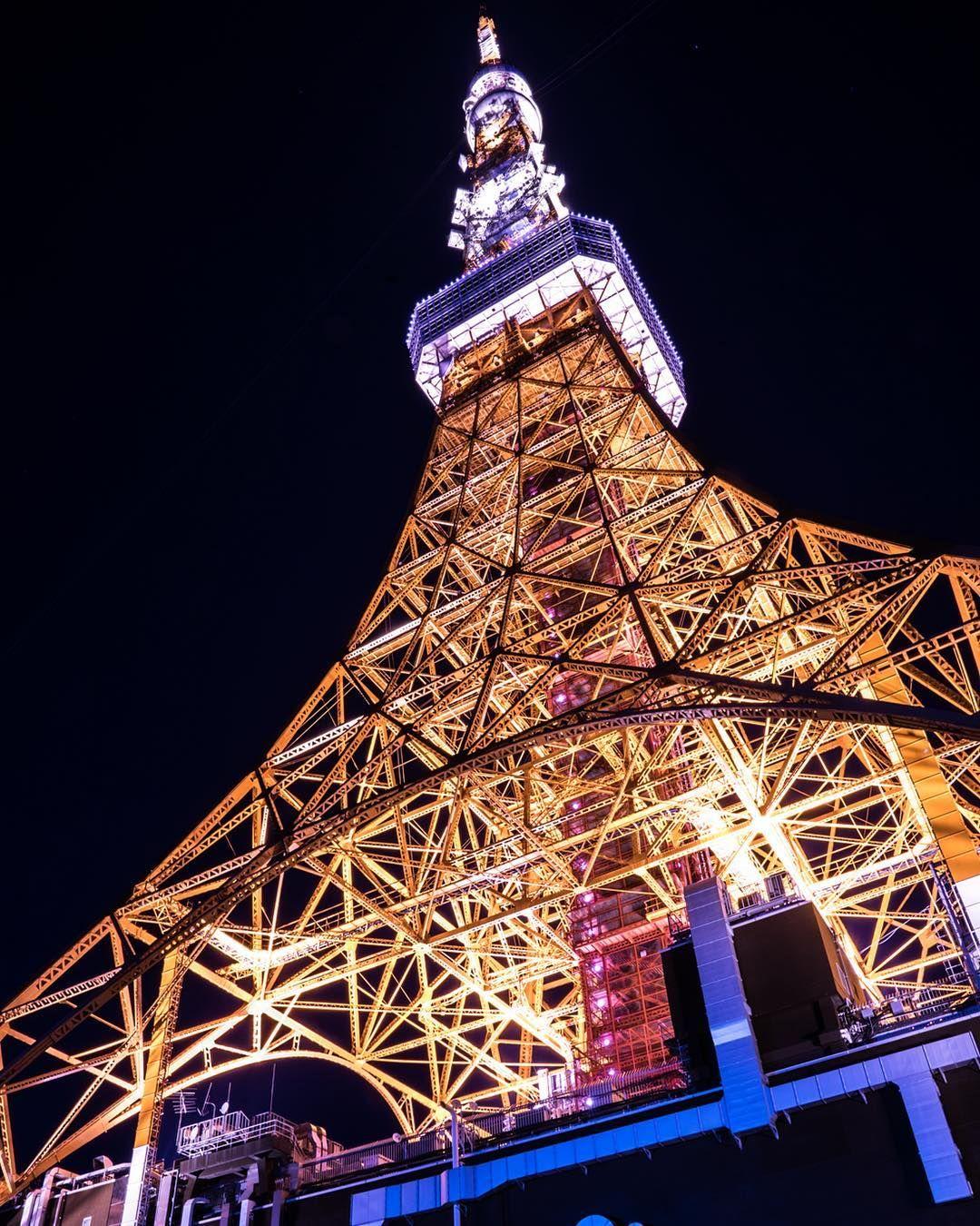 #東京タワー #夜景
