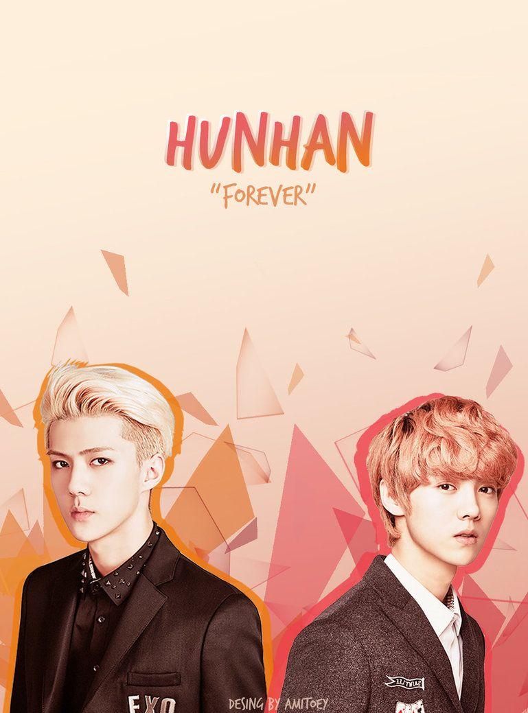 Cool Enough To Be My Phone S Wallpaper 3 Hunhan Hunhan