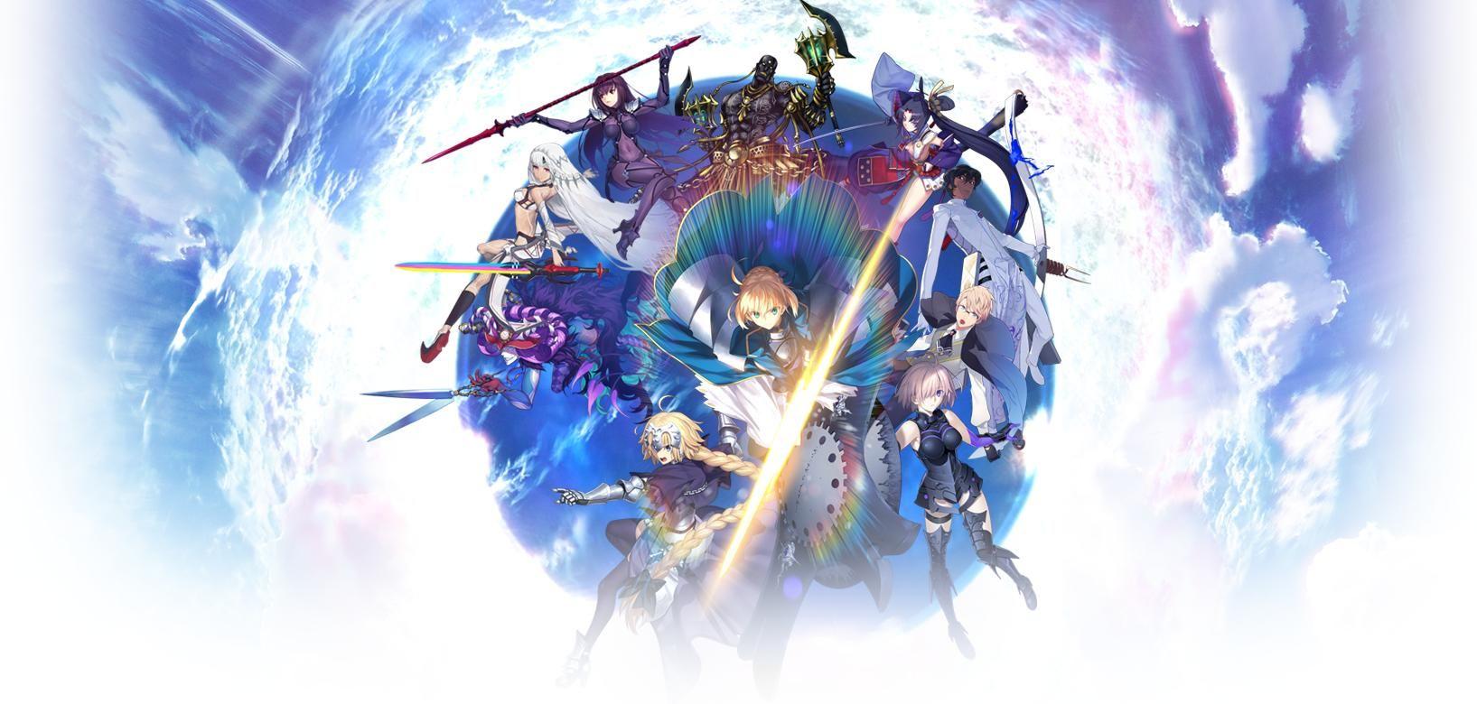 Fate Grand Order Quartz Hack Cheats Fategrandorder Fatego Fgo Fate イラスト 壁紙