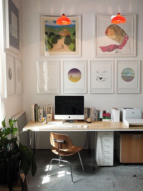 feng shui design tips to create small-big home office magic!