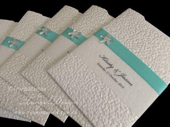 Beach Wedding Invitation Wedding Invitations Beach Elegant Cards