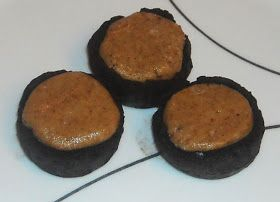 My HCG Cooking Blog - Favorite recipes and discoveries on my HCG weightloss journey: P3 Chocolate Peanut Butter Cups (no bake)