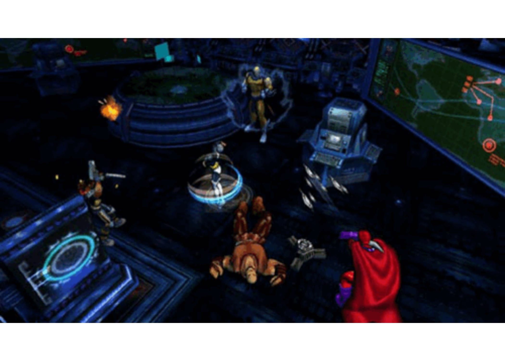 X Men Legends Ii Rise Of Apocalypse In 2020 X Men Legend Apocalypse