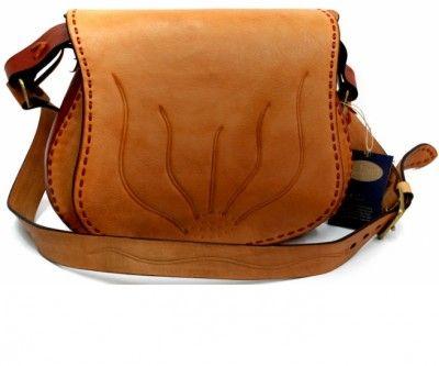 0e95b2452fa bolsos artesanales de cuero para hombre